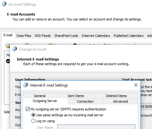 I Can't Send Emails But I Can Receive Emails | Nutty About Hosting