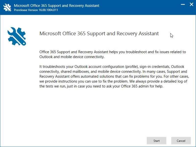 Troubleshooting Office 365 Email Connection | Nutty About Hosting